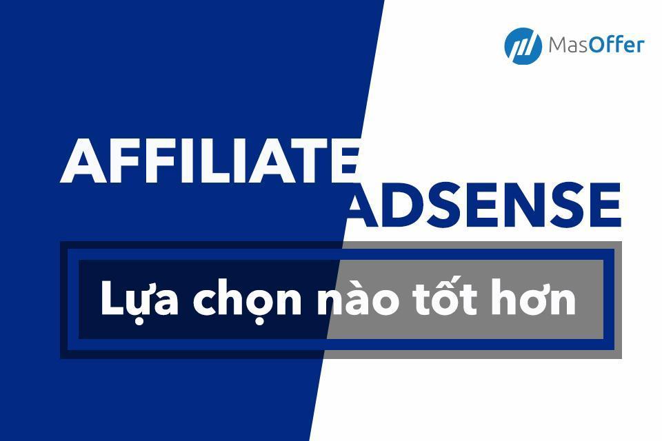 masoffer Affiliate vs AdSense