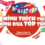 """Ahihi Giật Top"" – Cuộc thi đua top Affiliate Việt Nam"