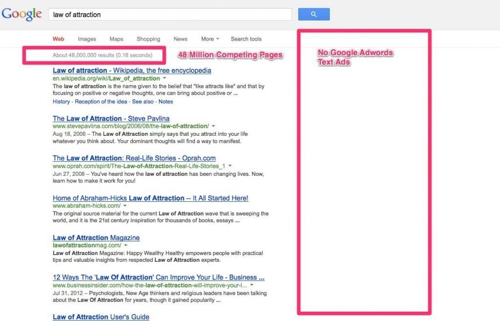 tìm affiliate niche eway