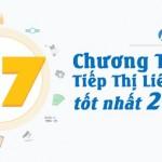 Affiliate Marketing 2017: 7 chương trình Tiếp thị liên kết tốt nhất