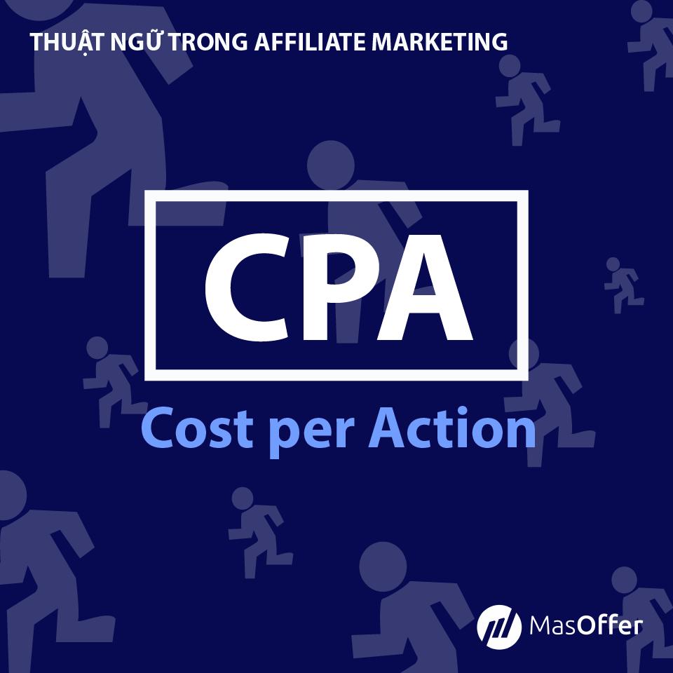 masoffer - thuật ngữ CPA trong affiliate marketing