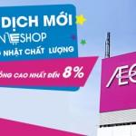Bùng nổ doanh thu với chiến dịch AeonEshop