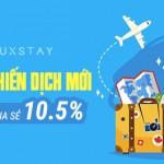 Chiến dịch Luxstay – giải pháp homestay giá rẻ chính thức khởi động