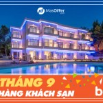 Cùng Bookin khởi động tháng 9 với ngành hàng khách sạn!