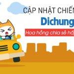 Khởi động chiến dịch dichungtaxi với hoa hồng 6.4%