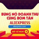 Cập nhật chiến dịch mới Aliexpress