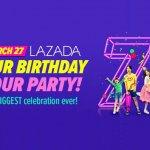 """MasOffer tham dự """"Siêu Sinh Nhật"""" lần thứ 7 của Lazada"""